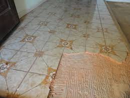 How To Remove Tile Flooring Saltillo Tile Removal