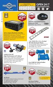 princess auto weekly flyer september spectacular sep 5 u2013 17