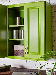 dazzling light green kitchen cabinets featuring u shapes kitchen