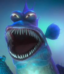 voice creature siren ice age continental drift