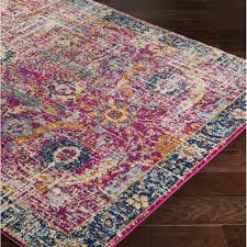 Rose Area Rug Pink And Blue Area Rug Rug Designs