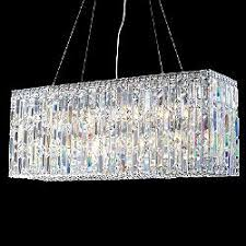 Broadway Linear Crystal Chandelier James R Moder Crystal Chandeliers U0026 Suspensions At Lumens Com