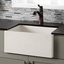 farmhouse 2418 24 inch apron front sink native trails