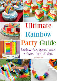 Rainbow Themed Birthday Favors by Best 25 Rainbow Favors Ideas On Rainbow