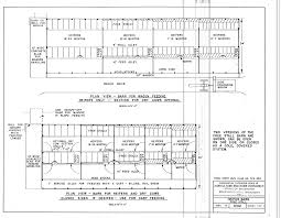 Free Stall Barn Barn Plans Vip Free Floor Plans For Barns