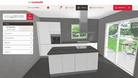 simulateur cuisine 3d configurer votre envie en 3d et simuler votre cuisine avec cuisinella