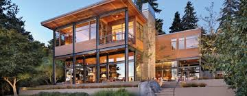 Contemporary Interiors A Modern Mercer Island Home With Contemporary Interiors Features