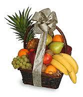 fruit basket gift festive fruit basket gift basket gift baskets flower shop network