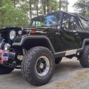 jeep commando custom 1970 jeep commando jeepster for sale photos technical