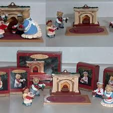 best bearingers of circle ornaments set of 5 1993