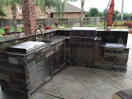 kitchen wonderful outdoor kitchen units built in bbq grill