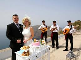 weddings in greece affordable weddings in greece and islands santorini