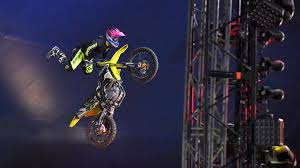 motocross freestyle big time under the big top at the universoul circus