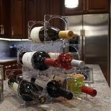 hanging wine bottle rack foter