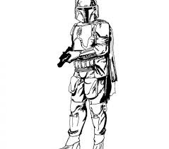star wars coloring pages boba fett boba fett coloring pages
