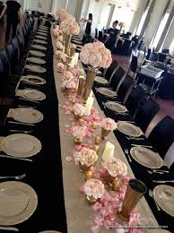 navy blue and pink wedding decorations 10948