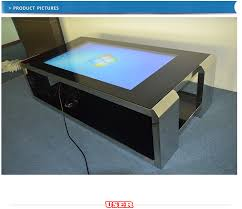touch screen coffee table alibaba s best ranked supplier touch screen coffee table with wifi