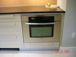 under counter oven cabinet dimensions defy undercounter gas oven