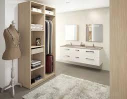 armoire colonne chambre armoire dressing ouvert dans chambre parentale