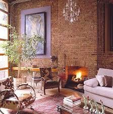 22 modern interior design ideas blending brick walls with stylish