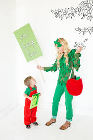 Tree Halloween Costume Giving Tree Parent Child Costumes