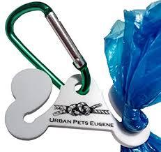 urban dog ring holder images Urban pets hands free dog poop bag holder waste knot jpg