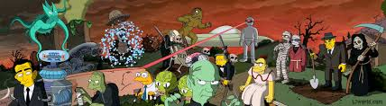 Simpsons Treehouse Of Horror All Episodes - monster sized screenshot of the simpsons treehouse of horror xxiv