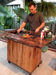 backyard hibachi grill in torched cypress hibachi our