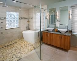 Handicap Accessible Bathroom Designs by Contemporary Bathrooms Designs U0026 Remodeling Htrenovations