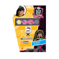 Monster High Halloween Costumes Walmart Monster High Cleo De Nile Child Costume Official Costume