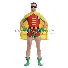 batman series robin costume spandex superhero zentai suits