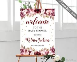 baby shower poster 207 best baby shower printables images on