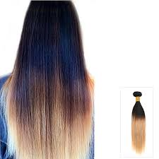 22 inch extensions inch ombre human hair extensions two tone color