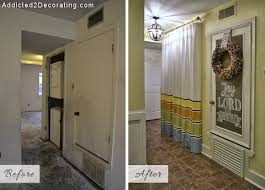 my small condo laundry room a k a hallway makeover before