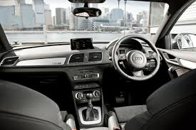 suv audi q3 audi q3 baby luxury suv targets evoque and x1 photos 1 of 4