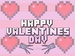 minecraft valentines valentines day gif find on giphy