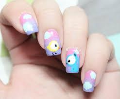bird nail designs images nail art designs