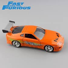 toyota mini cars aliexpress com buy 1 32 scale brian s 1995 toyota supra fast and