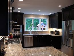 Kitchen Cabinets Kits by Kitchen Cabinets Kits Design Solid Cherry Wood Cabinet And Cream
