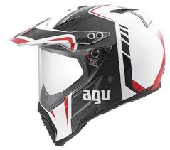motocross helmet review agv ax 8 dual evo helmet review on and off road test