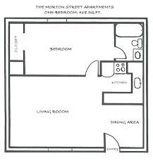 one bedroom home plans one bedroom house design level 3 bedroom house plan with basement