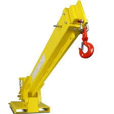 amazon com titan forklift adjustable mobile crane lifting hoist