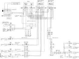 nissan pathfinder xe 1995 95 nissan pathfinder wiring diagram wiring diagrams