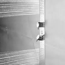 fantini acquatonica built in wall shower rogerseller