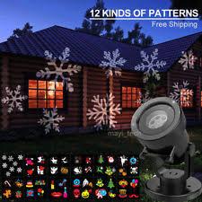 Projector Christmas Lights Modern Projector Christmas Lights Ebay
