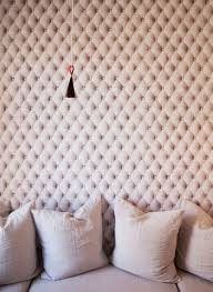 Trompe L Oeil Wallpaper by Tufted Wallpaper Photos 1 Of 1