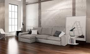 canapé en plume canapé d angle contemporain en tissu 3 places plume by byv