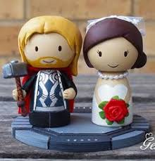 marvel cake toppers the hobbit cake frodo gandalf tartas cakes
