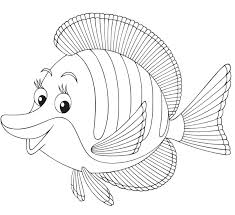 just keep swimming learn how to draw a fish