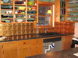 Black Kitchen Backsplash Amazing Gold Kitchen Backsplash For Small Kitchen With Rectangle